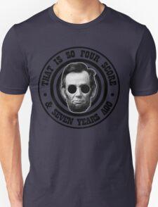 Hipster Abe T-Shirt