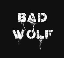 Bad wolf (Dark background) T-Shirt