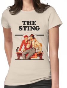The Sting Womens Fitted T-Shirt