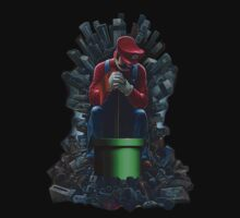 The Throne of Games by Outbreak  DesignZ