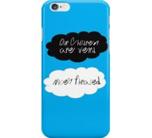 Our Children are Weird iPhone Case/Skin