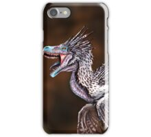 Velociraptor Reconstruction iPhone Case/Skin