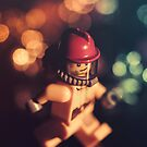 Firefighter by PaperPlanet