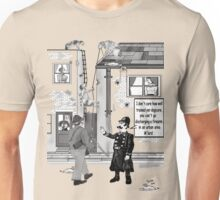 Urban Pigeon Shooting at Upper Froxley Unisex T-Shirt