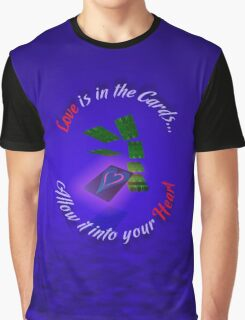 Love Is In The Cards Graphic T-Shirt