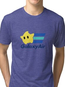 Galaxy Air Tri-blend T-Shirt