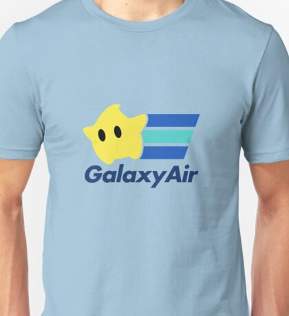 Galaxy Air Unisex T-Shirt