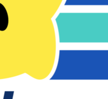 Galaxy Air Sticker