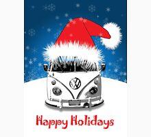 VW Camper Happy Holidays Unisex T-Shirt