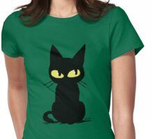 Watching Womens Fitted T-Shirt