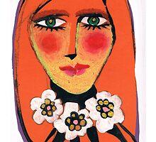 Serene Sienna by Rosemary Brown