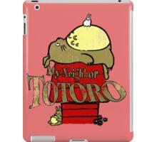 Neighbor Totoro iPad Case/Skin