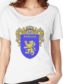 McDaniel Coat of Arms/Family Crest Women's Relaxed Fit T-Shirt