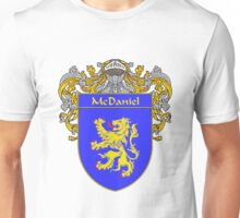 McDaniel Coat of Arms/Family Crest Unisex T-Shirt