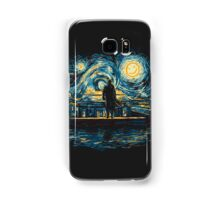 Starry Fall (Sherlock) Samsung Galaxy Case/Skin