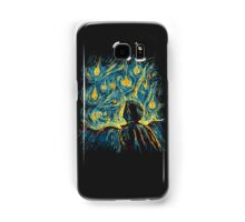 Angels, They're Falling (Supernatural) Samsung Galaxy Case/Skin