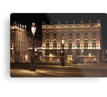 Place Stanislas, Nancy, France Metal Print