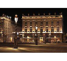 Place Stanislas, Nancy, France Photographic Print