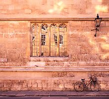 Oxford in the golden hour by Zoe Power