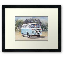 Lola Framed Print