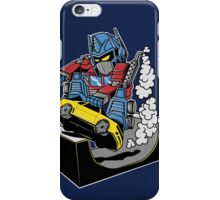 SKATER PRIME iPhone Case/Skin