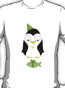 Cute Creatures (Penguin) T-Shirt