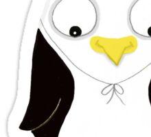 Cute Creatures (Penguin) Sticker