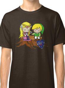 Zelda Link Love Classic T-Shirt