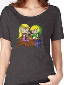 Zelda Link Love Women's Relaxed Fit T-Shirt