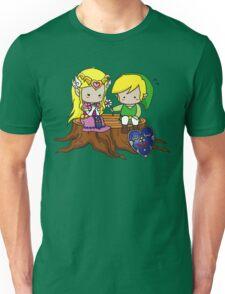 Zelda Link Love Unisex T-Shirt
