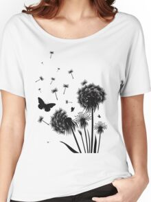 Dandelion Women's Relaxed Fit T-Shirt