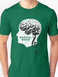 The Amazing Musical Brain T-Shirt