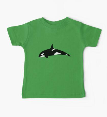 Orca - Killer Whale  Baby Tee