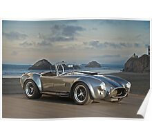 1966 Shelby Cobra 302 cu. in. Poster