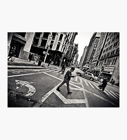 Broadway & 26th Photographic Print