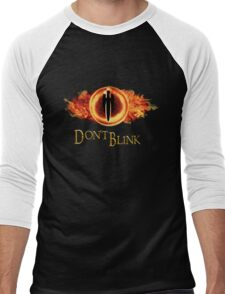 Sauron, don't blink Men's Baseball ¾ T-Shirt