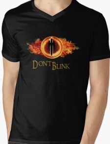 Sauron, don't blink Mens V-Neck T-Shirt