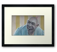 Schlitzie Surtees Framed Print