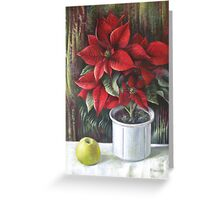 Christmas colors  Greeting Card