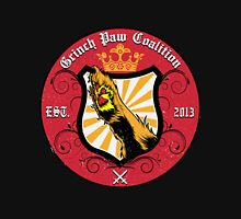 Grinch Paw Coalition   Unisex T-Shirt