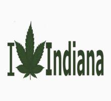 0212 I Love Indiana by Ganjastan