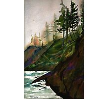 Washington Coast Photographic Print