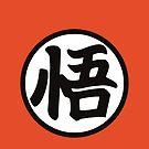 Goku's Kanji Symbol by Alex Cola