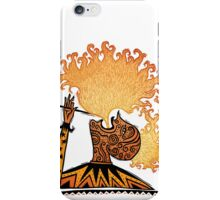 Fire Breather iPhone Case/Skin