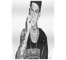 Jesse Rutherford Poster