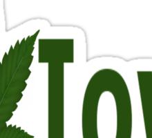 0213 I Love Iowa Sticker
