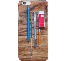 The Basics iPhone Case/Skin