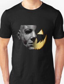 Halloween 6 Michael Myers/Pumpkin Shirt T-Shirt