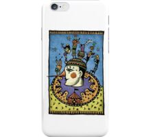Pierrot iPhone Case/Skin