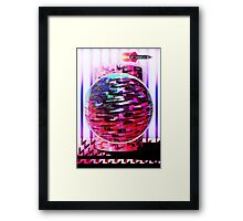 Rocket 5 Framed Print